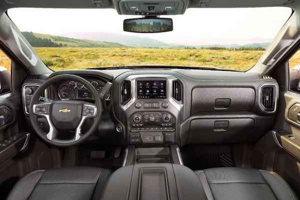 2021 Chevrolet Silverado LTZ