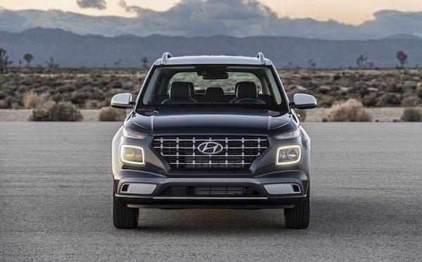 2021 Hyundai Venue
